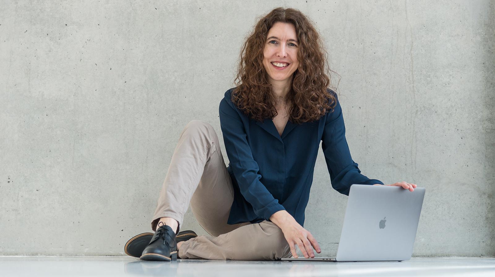 Monika Sedivy Webdesignerin aus München