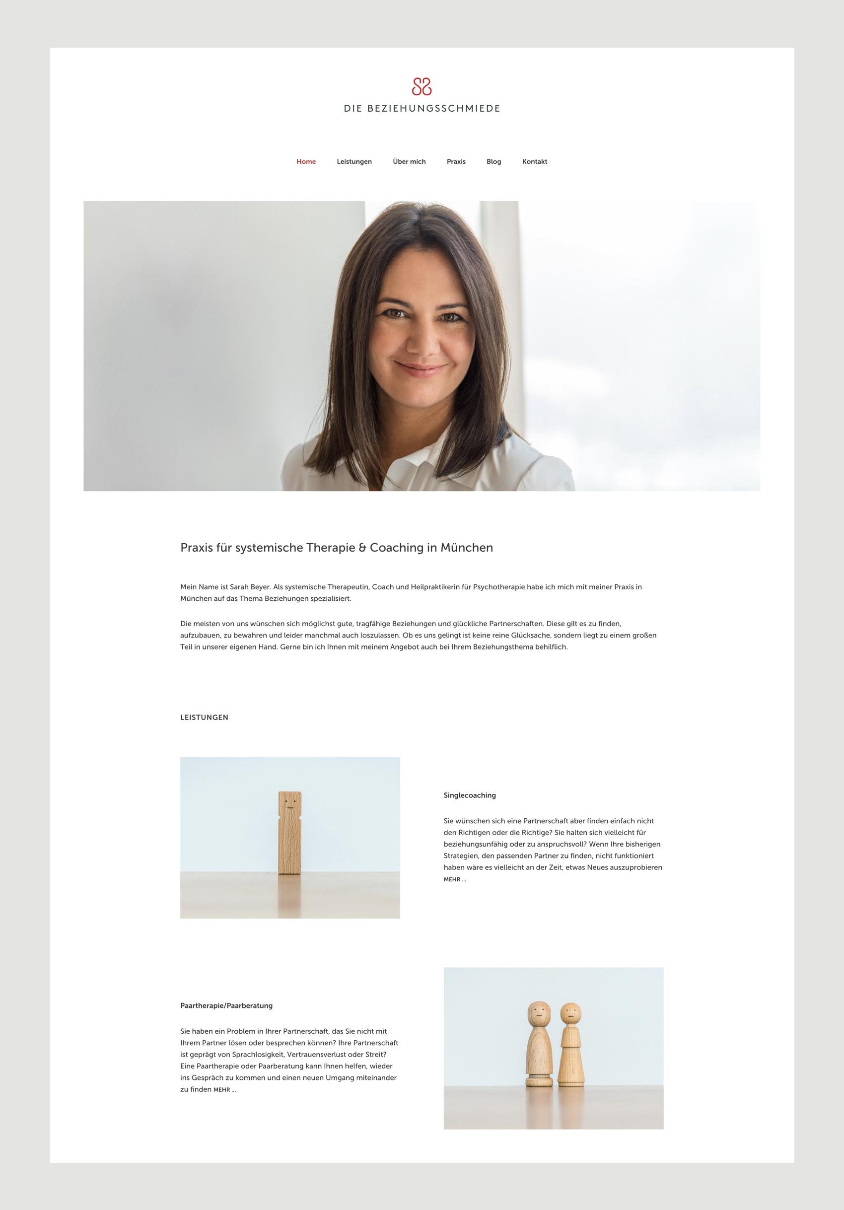 Blog-Websites für Beziehungen